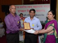 gmvs honoured for work with shgs